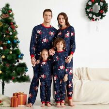 Conjunto De Ropa De Dormir Familia Familia Juego Navidad Pijama Conjunto Navidad Pijama Mujer