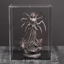 Clear Acrylic Display Case 12 H X 95 W X 95 D Showcase Art Lego Figure Doll