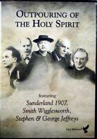 Outpouring of the Holy Spirit NEW Christian DVD Sunderland Wigglesworth
