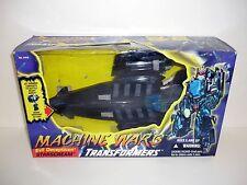 TRANSFORMERS STARSCREAM Machine Wars Action Figure Vintage MIB COMPLETE 1996