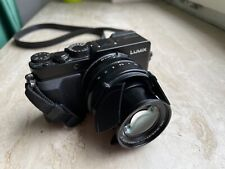 Panasonic LUMIX DMC-LX 100 16.8 MP Digitalkamera - Schwarz