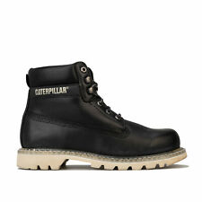 Caterpillar Boots Colorado Full Grain Noir Homme