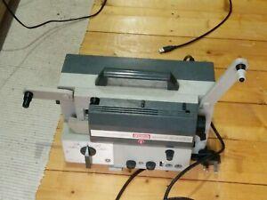 Vintage Eumig Mark-S-710D super 8 film projector