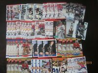 Huge Lot of (50) Patrick Roy Hockey Cards Avalanche