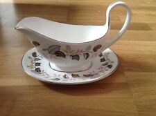 Shelley BELLE Bone China, Grigio & Stand Ferndown PATTERN 14131