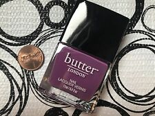 BUTTER London Nail Polish EASY PEASY * Full Size .4 oz * SEALED