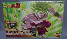 MG Figure-rise Standard Dragon Ball Z DBZ Super Saiyan Broly Model kit Bandai **