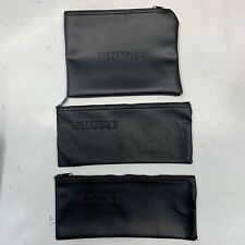 Shure | Wireless Microphone | Case | Set Of 3