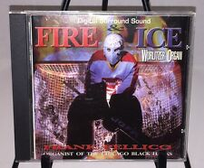 FIRE & ICE Frank Pellico Wurlitzer Organ 1994 CD Chicago Black Hawks COMPLETE
