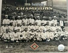 1916 WorldSeries Champions BOSTON RED SOX with BABE RUTH 8x10 Licensed Photo