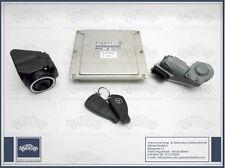 Mercedes E-Klasse 270 CDI Original Motorsteuergerät & Zündschloss A6121534079