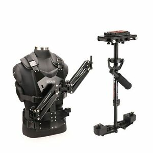 Flycam Galaxy Stabilizer Video Camera Steadycam Arm & Steadycam Vest upto 4kg