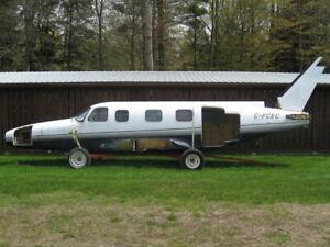 Fuselage - 1981 Piper Cheyenne II XL