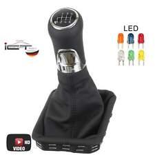 ICT Schaltknauf Schaltsack Leder Mercedes E Klasse W210 S210 beleuchtet LED B 44
