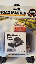 N GHQ 57-004 Road Master 1/160 1930 Model A Tudor Coupe Car Kit NIB