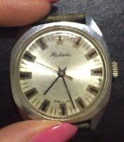Raketa USSR wristwatch watch Soviet Russian men's