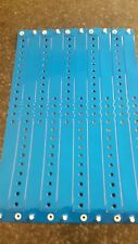 "500 3/4"" Neon Blue Vinyl Wristbands ,Neon Blue Vinyl Arm Bands"