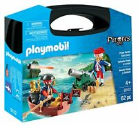 Playmobil Pirates Treasure Raider Carry Case Children's Christmas Toy Birthday