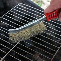 nettoyage des brosses barbecue accessoires le fil d'acier brossé barbecue grill