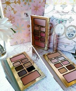 Too Faced Enchanted Wonderland Makeup Set Eyeshadows 💯 Authentic| New In Box
