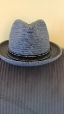 Stevens Tweed Dress Hat Gentleman's Size 6 7/8