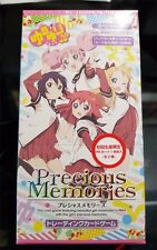 Precious Memories TCG - Yuru Yuri 1 Sealed Booster Box