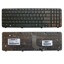 COMPAQ CQ61 HP G61 US NEW KEYBOARD P/N 517865-031 BLK