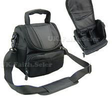 Lightweight Camera Shoulder Case Bag For Panasonic LUMIX DMC FZ2000 FZ72