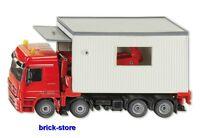 SIKU 3544 / 1:50 SIKU SUPER / LKW Garagentransporter