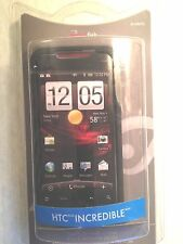 Rocketfish Mobile HTC Incredible Snap-On Hard Cover Black RF-WR533