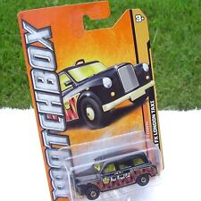 MATCHBOX Old Town: AUSTIN FX LONDON Taxi - FIRST ROYAL CAB New in Blister Pack