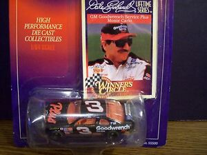 DALE EARNHARDT SR. 1997 GM GOODWRENCH SERVICE PLUS LTS NASCAR 1:64 SCALE