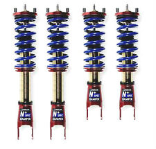 BUDDY CLUB HONDA S2000 AP1 S2K N+ SPEC COILOVER SUSPENSION KIT Z0813