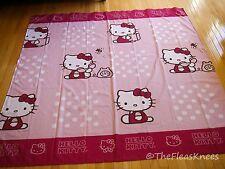 HELLO KITTY Shower Curtain by SANRIO