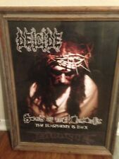 "Deicide Framed Picture 20x26 ""Scars of the Crucifix """