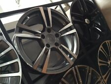"19""turbo 2 style alloy wheels PORSCHE cayman panamera boxster 19x8.5/9.5"