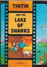 TINTIN - AND THE LAKE OF SHARKS egmont Hergé HERGE