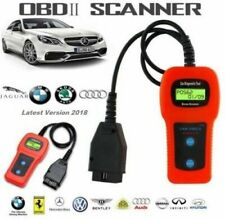 CAN U480 BUS AUTO OBDII OBD2 EOBD Car Tool Diagnostic Scanner Engine Code Reader