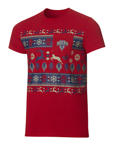 Adelaide 36ers 19/20 Make It Reindeer Tee Basketball T-Shirt