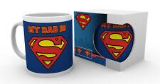 DC Comics Superman My Dad Is Superdad Mug Multi-colour