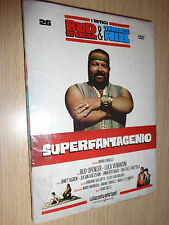 DVD N° 26 SUPERFANTAGENIO I MITICI BUD SPENCER E & TERENCE HILL GAZZETTA