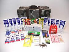72 HOUR 2 PERSON EMERGENCY SURVIVAL KIT WITH FOOD AND WATER RATIONS AND GEAR