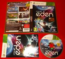 CHILD OF EDEN XBOX 360 Versione Ufficiale Italiana 1ª Edizione ○ COMPLETO - FG