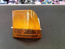 Vetrino lente trasparente posteriore dx destro arancio Innocenti Mini 90