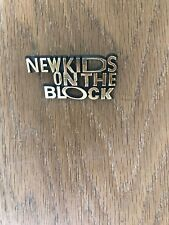Vintage New Kids on the Block - 1989 Big Step Production Pin