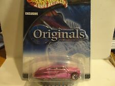 Hot Wheels Originals Pink Chrome Purple Passion
