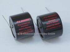 NEW VERSION - 1 pair 0,47uf-1000v MUNDORF MCAP SUPREME EVO ALLUMINIO film capacitor