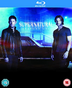 Supernatural  Complete Seasons 1-13      Blu-ray         Fast  Shipping