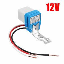 Dämmerungsschalter AC DC 12V 10A Dämmerungssensor Licht Sensor Twilight Schalter