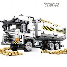 Engineering Truck 799pcs Building Blocks Bricks Vehicle Car Education DIY Toy